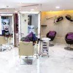 criação de sites gerenciáveis para salão de beleza