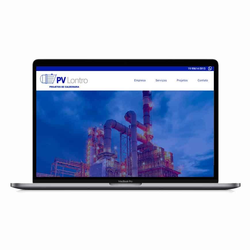 PV Lontro - Projetos em Caldeiraria
