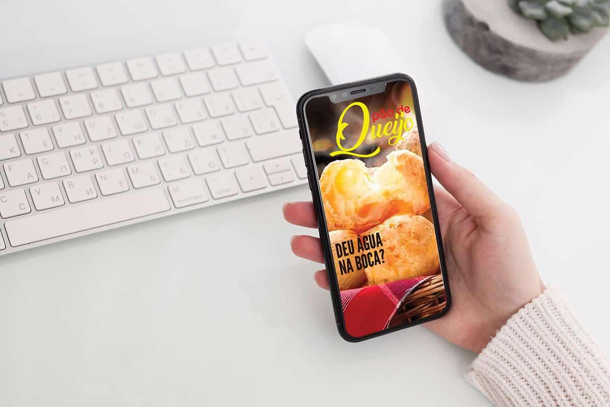 Pão de Queijo - Delivery