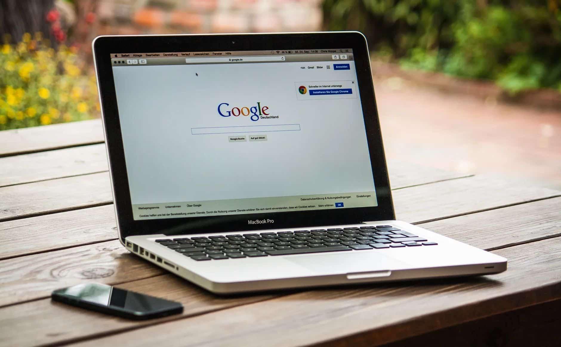 Bom rankeamento no Google