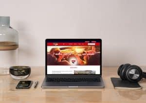 Criação de site HD Assistência